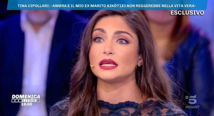 Grande Fratello 16, Ambra Lombardo picchiata dal suo ex: insulti, calci e lividi