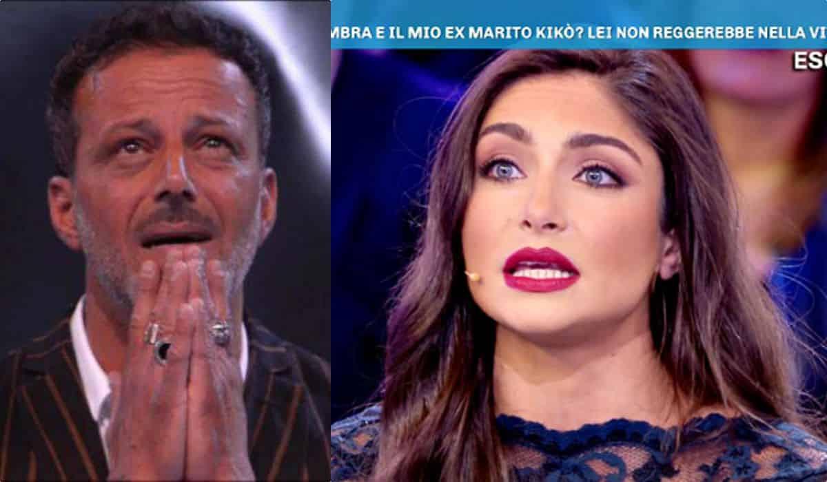 Grande Fratello 16, Kikò Nalli furioso per le dichiarazioni della ex Ambra Lombardo