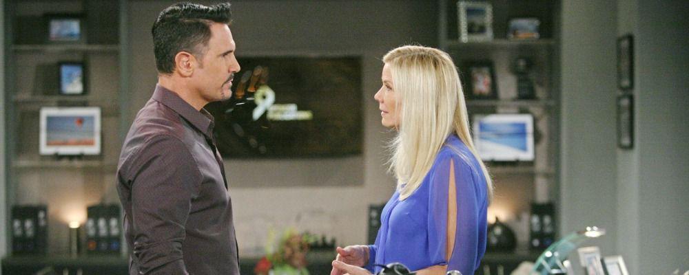 Anticipazioni Beautiful 17-21 giugno 2019: Brooke si riavvicina a Bill?
