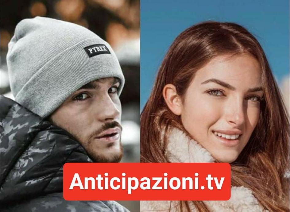 Uomini e Donne news al 20-12-2019, Giordano Mazzocchi spiega come stanno le cose tra lui e Nilufar Addati