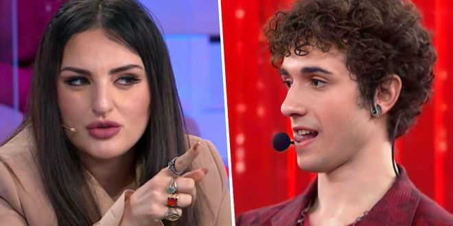 Amici 20, Tancredi contro Arisa: il gesto stizzito del ballerino