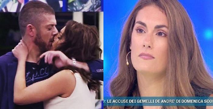 Grande Fratello 2019: la clamorosa rivelazione di Fabrizia De André su Giorgio, il fidanzato di Francesca