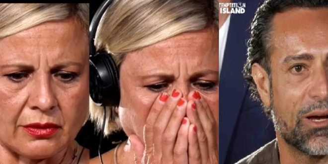 Temptation Island 2020, Antonella Elia sotto shock alla 4° puntata