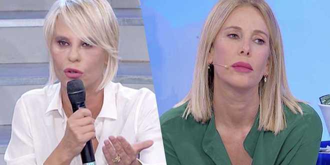 """Temptation Island 2020, Maria De Filippi ad Alessia Marcuzzi: """"Svegliati!"""""""