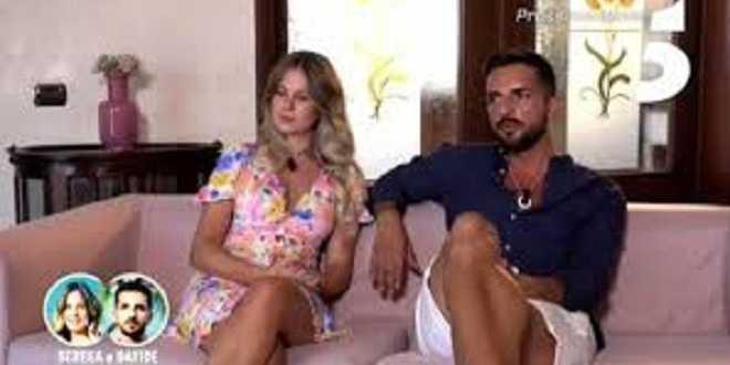 Temptation Island 2020, Serena e Davide sono la sesta e ultima coppia del reality della Marcuzzi