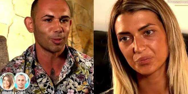 Temptation Island 2020, Valeria e Ciavy si sono lasciati: il tradimento in diretta