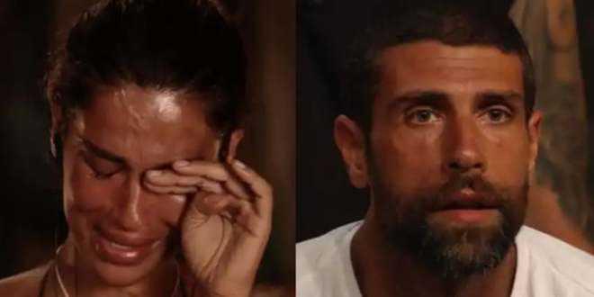 Isola dei Famosi 2021, è finita l'amicizia tra Gilles Rocca e Francesca Lodo?