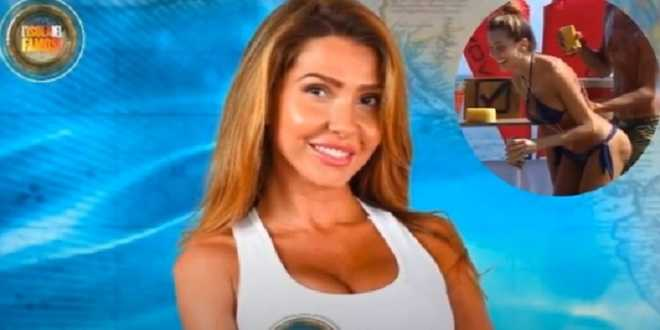 Isola 2021, lo strano lato B di Manuela Ferrera: ha davvero le protesi?