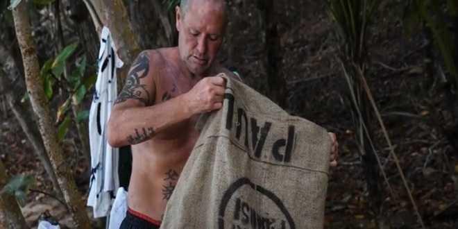 Isola dei Famosi 2021, Paul Gascoigne costretto a ritirarsi