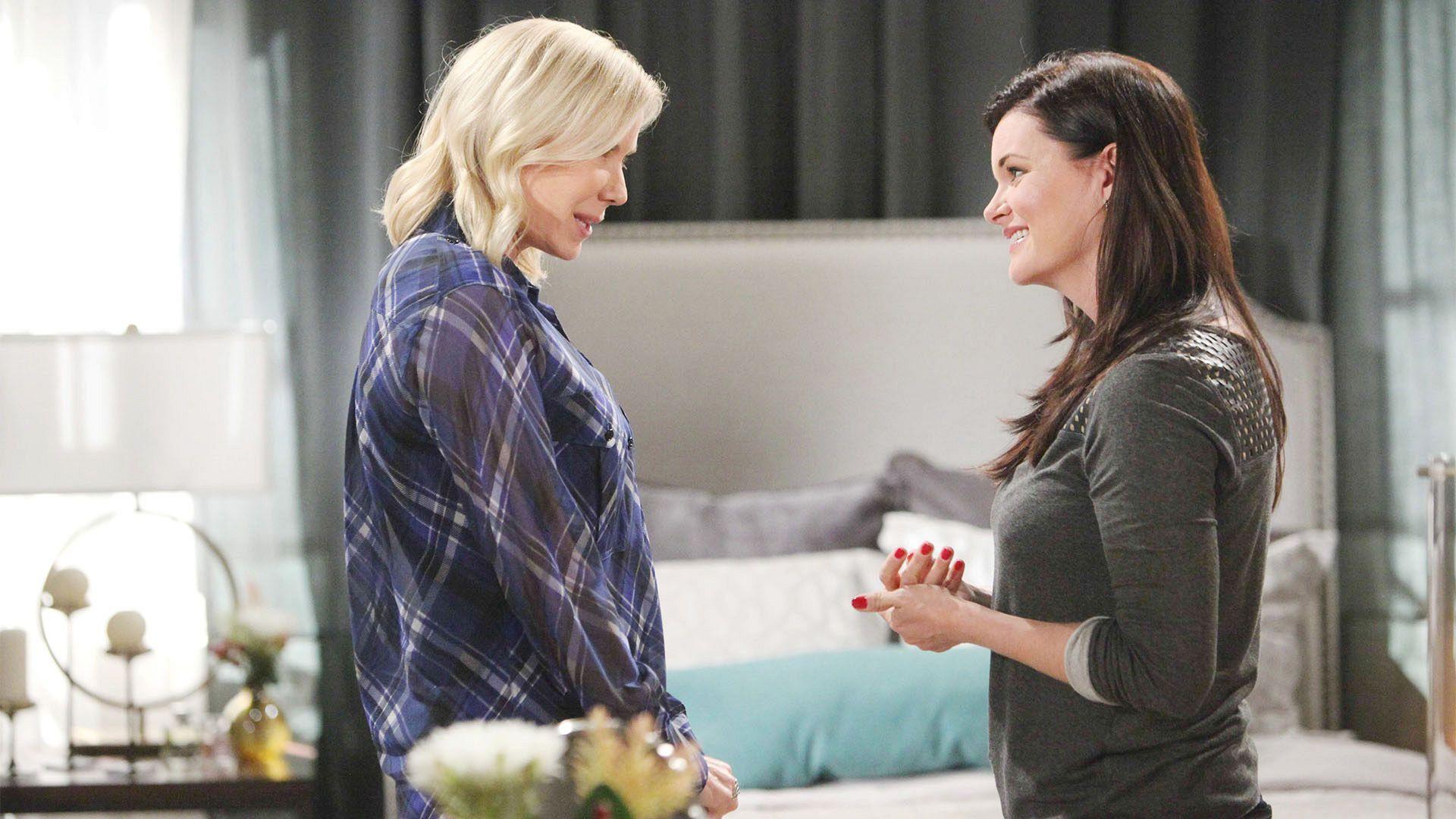 Beautiful anticipazioni, 23 settembre 2019: sogno infranto per Katie e Brooke?