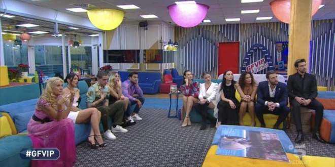 GF Vip 5, puntata 25-01-2021: annunciato primo finalista, scoppia il caso Zorzi