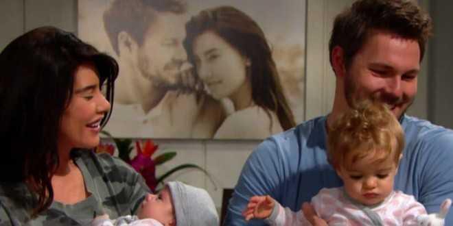 Anticipazioni Beautiful, 26 gennaio 2020: Liam diventa il padre di Phoebe