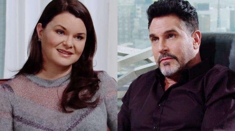 Beautiful anticipazioni, puntata 30 maggio 2019: Katie mette alle strette Bill