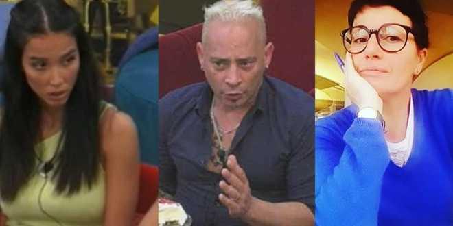 Grande Fratello Vip 4, Salvo esagera pure con Paola: interviene Cristina Plevani!