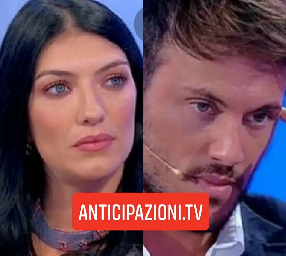 Anticipazioni Uomini e Donne 5-12-2019, Giovanna Abate sul trono: la reazione di Giulio Raselli