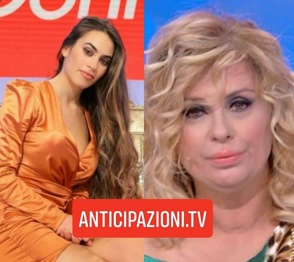 Anticipazioni Uomini e Donne 5-12-2019: volano insulti tra Tina e Veronica Burchielli