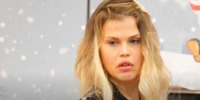 """GF Vip 5, Carlotta Dell'Isola in lacrime: """"I fan di Zenga mi hanno minacciato"""""""