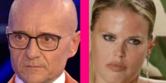 """GF Vip 5, Carlotta Dell'Isola risponde ad Alfonso Signorini: """"Non sono un robot"""""""