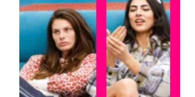 """GF Vip 5, Dayane Mello incalza Giulia Salemi sul piacere in intimità: """"Lo hai raggiunto?"""""""