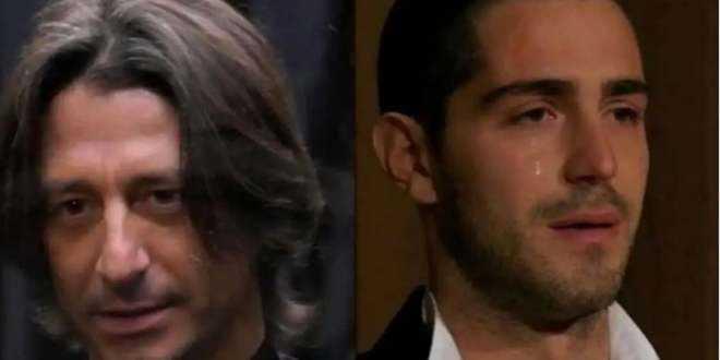 """GF Vip 5, Francesco Oppini lascia la fidanzata Cristina: """"Sono innamorato di Tommaso Zorzi"""""""