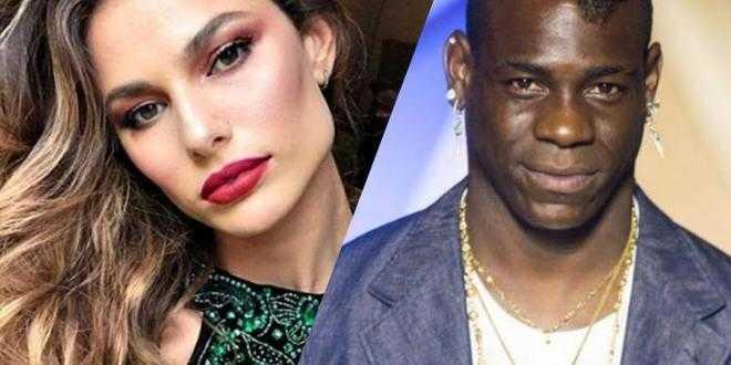 GF Vip 5, notte di passione per Mario Balotelli e Dayane Mello: le foto inequivocabili