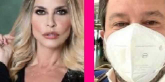 GF Vip 5, Stefania Orlando punzecchia Matteo Salvini sull'utero in affitto: le accuse velate