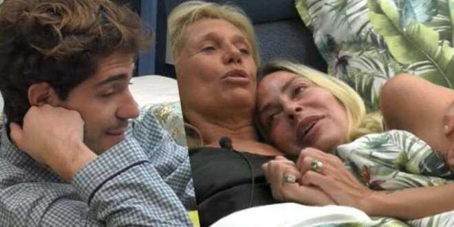 GF Vip 5: il trio Maria Teresa, Tommaso e Stefania si sfalda tra accuse e liti