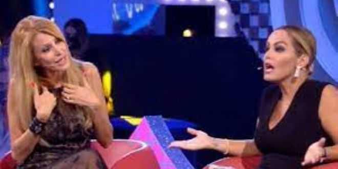 """Grande Fratello Vip 6, Adriana Volpe zittita da Sonia Bruganelli: """"Pensa bene a come parli"""""""