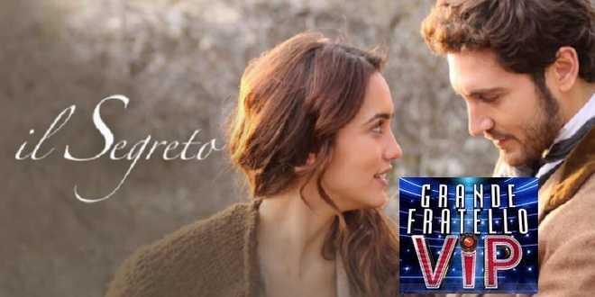 GF Vip 6, Alfonso Signorini tenta di convincere un attore de Il Segreto