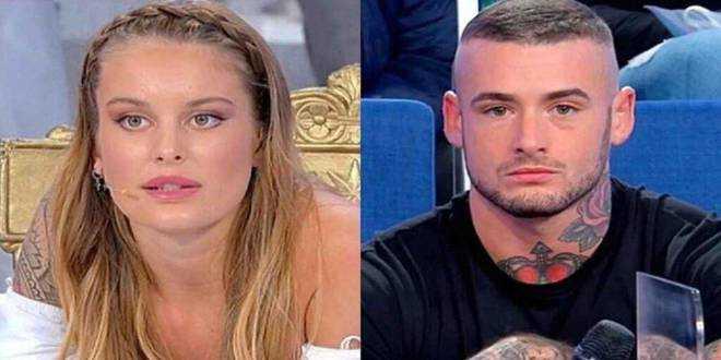 """GF Vip 6, Sophie Codegoni: """"Con Matteo Ranieri mai avuto un rapporto intimo completo"""""""