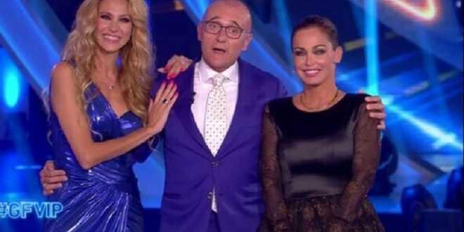 GF Vip 6, Volpe e Bruganelli litigano sui social: c'entra Giancarlo Magalli