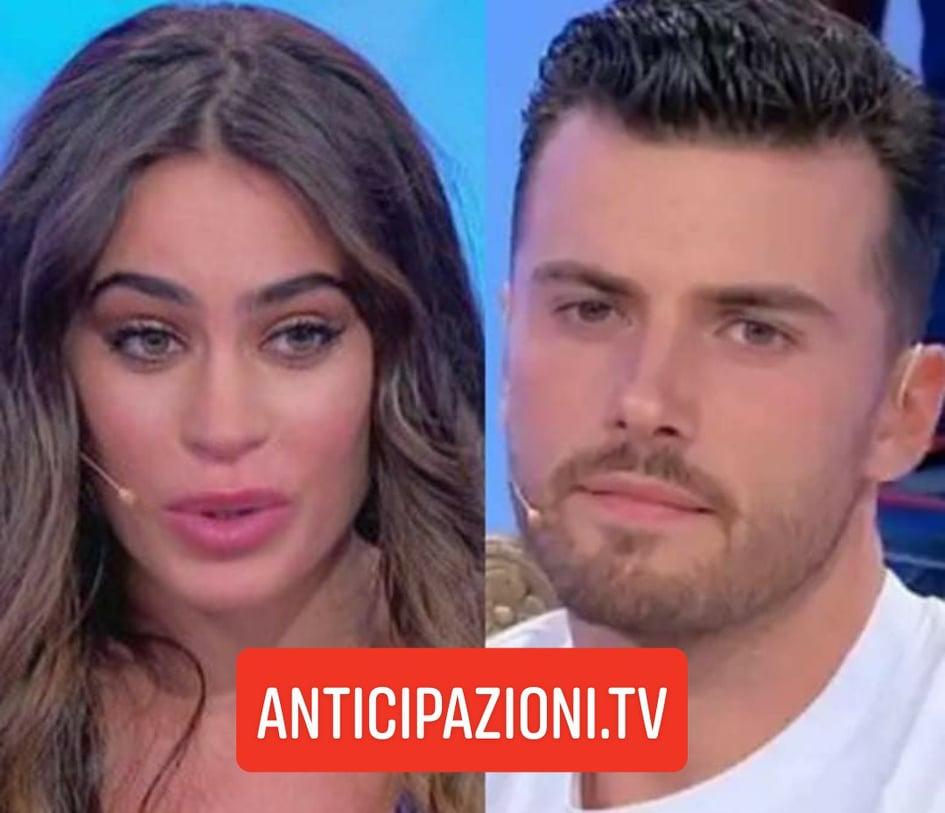 Uomini e Donne anticipazioni 8-12-2019, avvistati Alessandro Zarino e Veronica Burchielli
