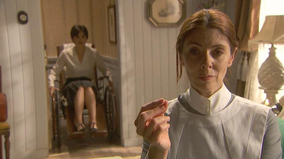 Il Segreto anticipazioni, 8 dicembre 2019: Maria umiliata dalla nuova infermiera