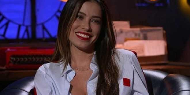 """Grande Fratello Vip, Aida Yespica confessa: """"Ho amato una donna molto famosa"""""""