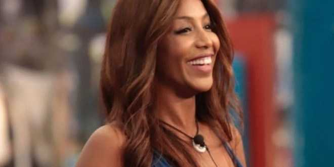 Gf Vip, Ainette Stephens offesa da un ex concorrente del reality