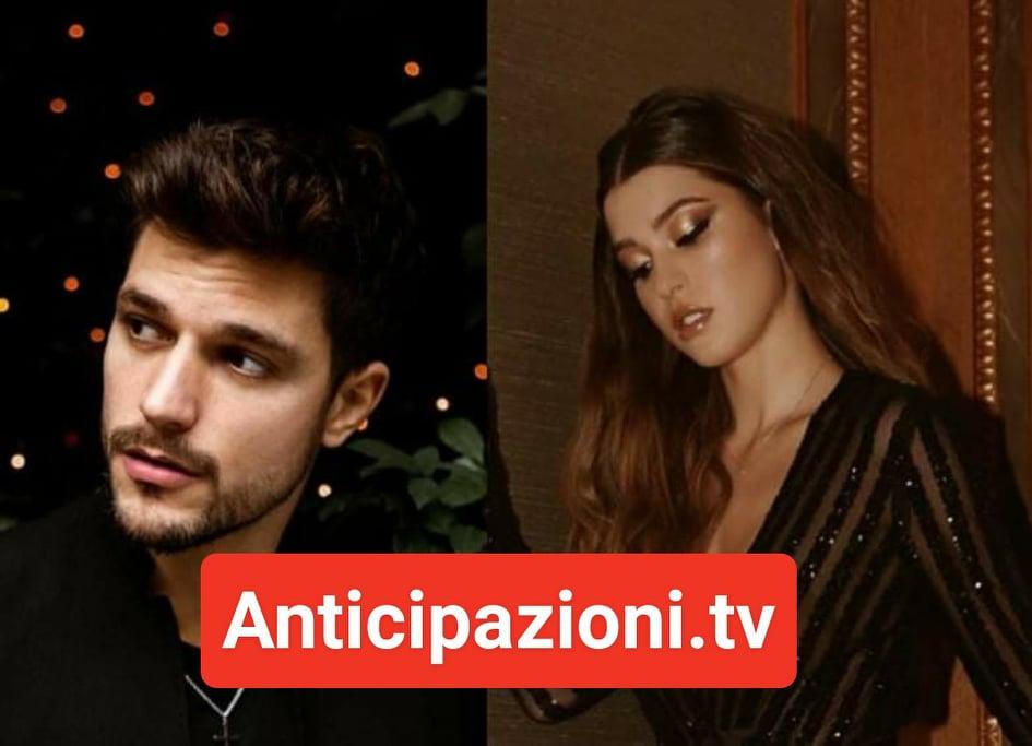 News Uomini e Donne al 20/12/2019, Andrea Zelletta sorprende Natalia Paragoni: la romantica proposta
