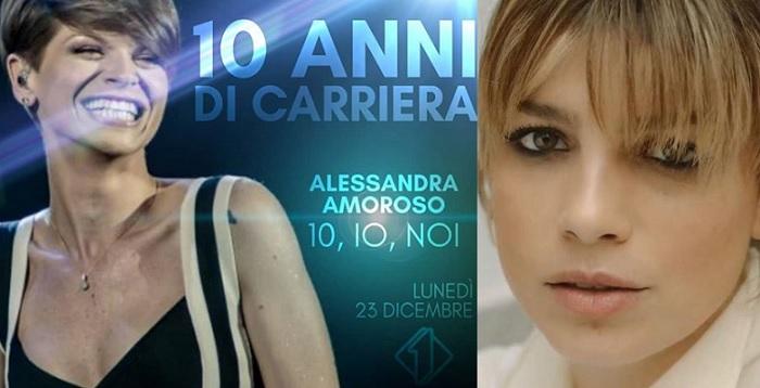 Alessandra Amoroso: Italia 1 omaggia la cantante ma i fan di Emma Marrone protestano