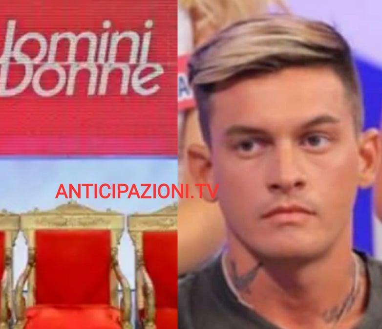 Anticipazioni Uomini e Donne, Alessandro Basciano è il nuovo tronista? La decisione di Maria De Filippi
