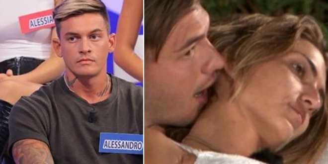 Uomini e Donne, Alessandro Basciano in lizza per il posto di tronista dopo Temptation island 2020?