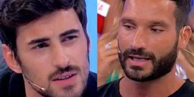 """Uomini e Donne gossip, Alessandro Graziani ringrazia Sammy Hassan: """"Lui mi ha capito"""""""