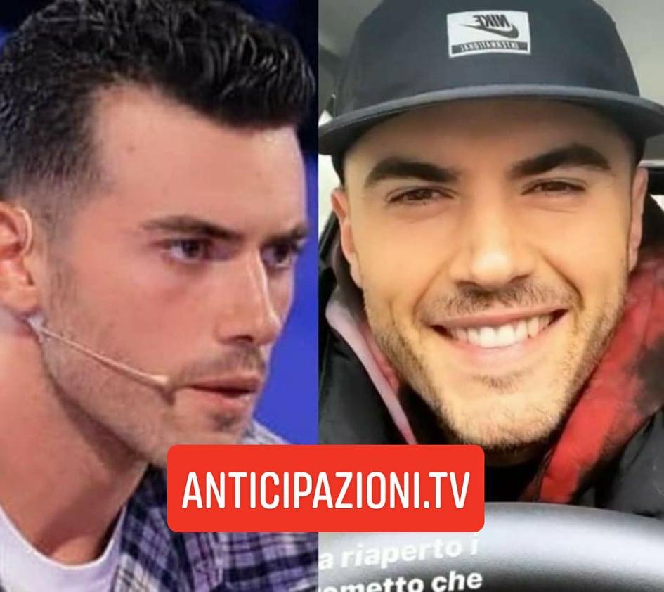 Gossip Uomini e Donne, Alessandro Zarino torna su Instagram e fa una promessa