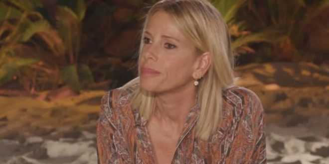 Alessia Marcuzzi dovrà dire addio a Mediaset?
