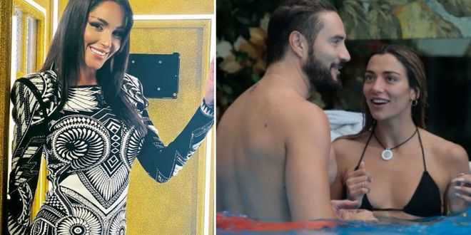 GF Vip, Alex Belli e Soleil Sorge sempre più vicini: la dura reazione di Delia Duran