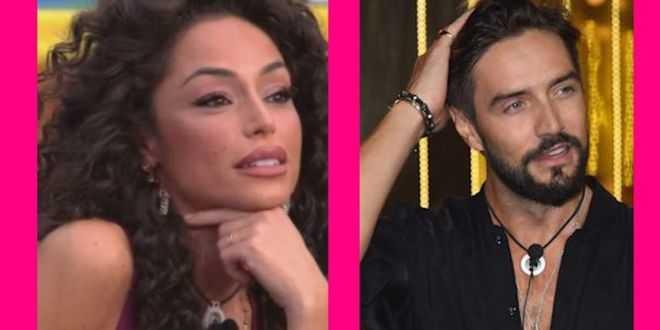 """Grande Fratello VIP 6, Alex Belli spiazza su Raffaella Fico: """"Mi fa venire i brividi"""""""
