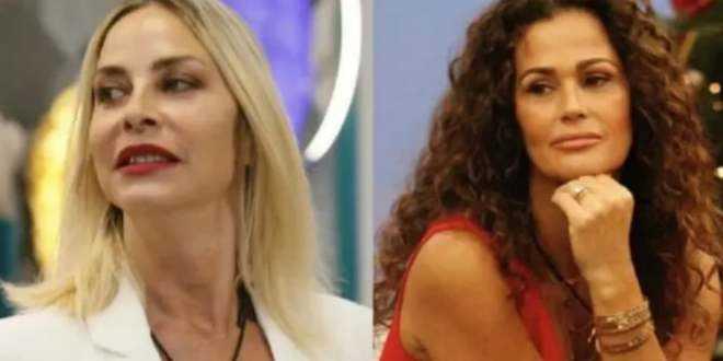 GF Vip 5, alta tensione tra Samantha De Grenet e Stefania Orlando