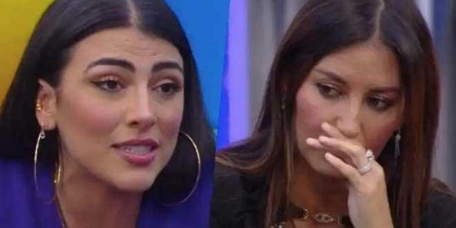 GF Vip 5: nella notte l'amaro sfogo di Giulia Salemi, che scoppia a piangere