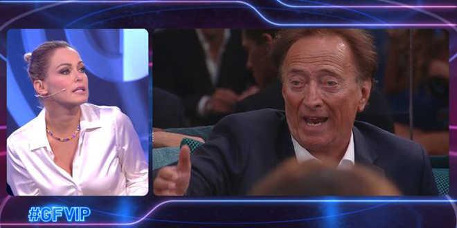 """GF Vip, Amedeo Goria minaccia: """"Non ci sto, voglio parlare col mio agente"""""""