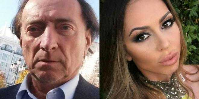 GF Vip, Amedeo Goria vuole diffidare la ex: ecco cos'è successo nella notte