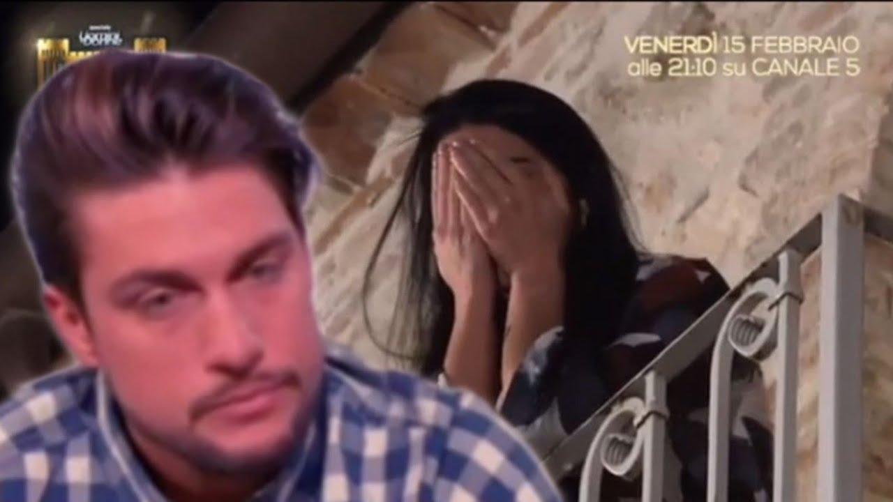 Uomini e Donne, Andrea Dal Corso sommerso dagli insulti: lui reagisce così