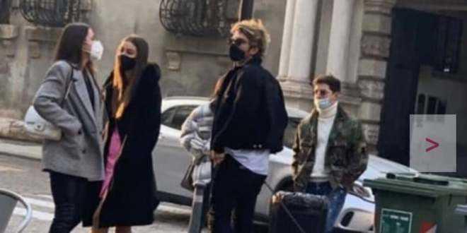 Uomini e Donne gossip, Andrea Damante di nuovo fidanzato: lei è bellissima